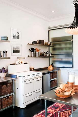 Industrial kitchen design ideas pictures zillow digs for Kitchen ideas zillow