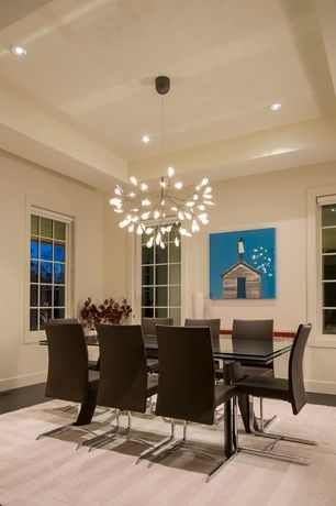 cove lighting design. 3 Tags Contemporary Dining Room With Hardwood Floors, Chandelier, Zuo Modern Mont Royal Chair - Cove Lighting Design