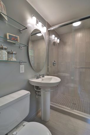 Contemporary bathroom design ideas pictures zillow for Bathroom ideas zillow