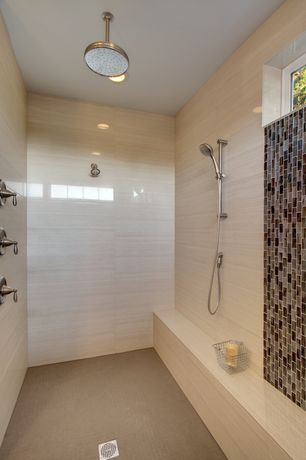 Built In Shower Seat Design Ideas & Pictures | Zillow Digs | Zillow