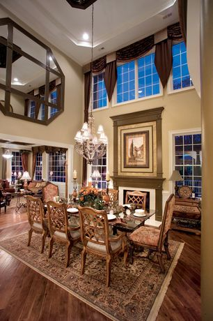 Traditional Dining Room Stone Fireplace Zillow Digs Zillow