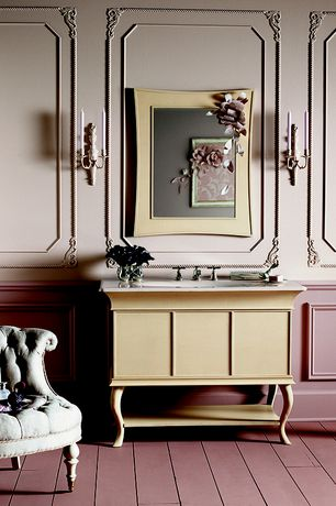 Gray Bathroom Console Sink Design Ideas Amp Pictures