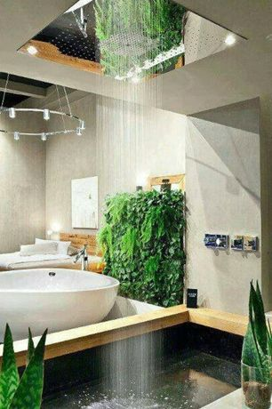 Modern master bathroom design ideas pictures zillow for Bathroom ideas zillow