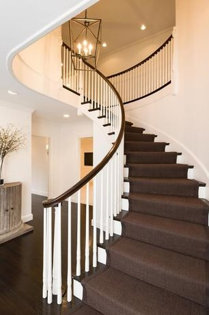 Traditional staircase design ideas pictures zillow Inside staircase in houses