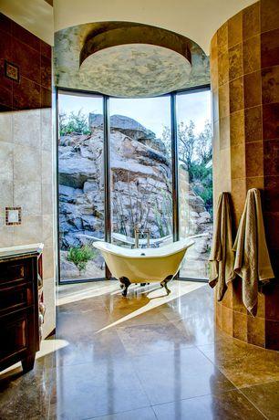 master bathroom with high ceiling flush clawfoot bathtub master bathroom flat