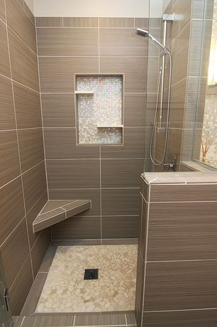 Modern master bathroom by criner remodeling zillow digs for Bathroom designs 9 x 9