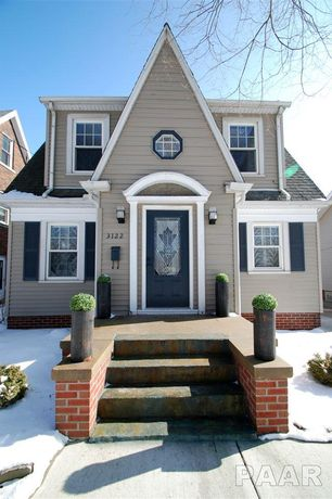3 tags traditional exterior of home - Zillow Home Design
