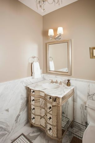 Art Deco Powder Room Design Ideas Amp Pictures Zillow Digs