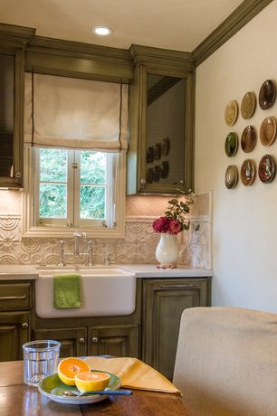 Cottage Kitchen With One Wall By Harrell Remodeling | Zillow Digs | Zillow