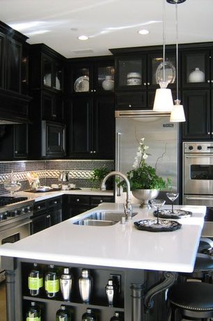 large black kitchens black kitchen large ceramic tile design ideas pictures zillow