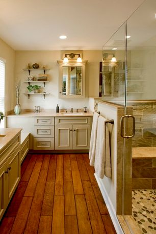 Country Bathroom Hardwood Floors Design Ideas & Pictures | Zillow