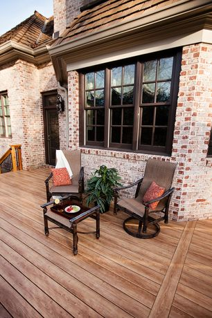 4 Tags Contemporary Deck With Valle Du0027Itria TEAK DECKING Teak Decking, New  York Used Wall