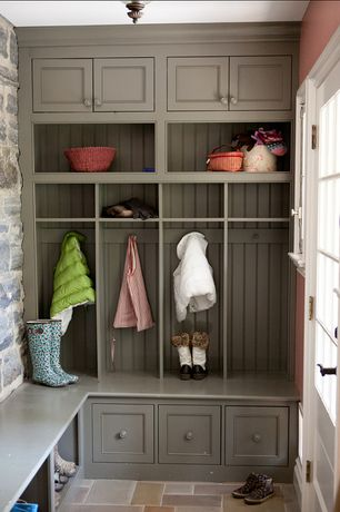 Rustic White Mud Room Design Ideas & Pictures   Zillow Digs   Zillow