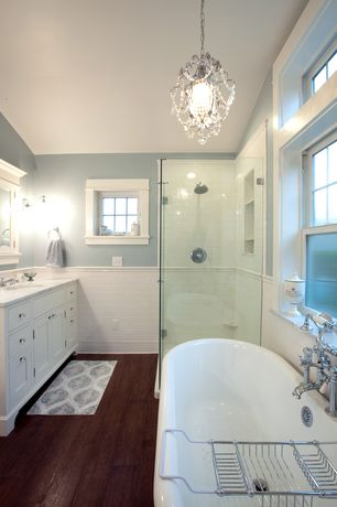 Traditional Master Bathroom With Flat Panel Cabinets By Pelz Architecture Zillow Digs Zillow