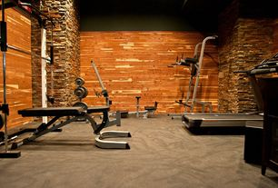rustic home gym ideas  design accessories  pictures