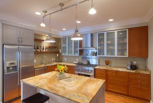 Orange Granite Countertops Design Ideas & Pictures | Zillow Digs ...