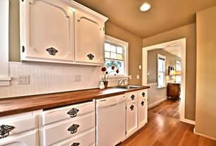 Kitchen Wood Counters Design Ideas &
