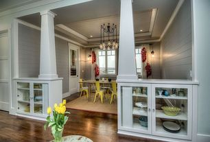 dining room columns design ideas & pictures | zillow digs | zillow