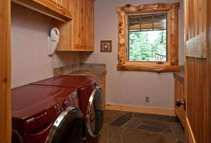 Rustic Red Laundry Room Design Ideas Pictures Zillow Digs Zillow