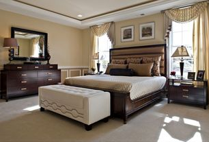 Modern Bedroom Chair Rail Design Ideas Pictures Zillow Digs