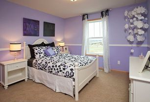 Modern Kids Bedroom Chair Rail Design Ideas Pictures Zillow