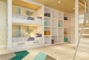 6 tags contemporary kids bedroom with interior wallpaper hardwood floors kids bathroom built in - Luxury Kid Bedrooms