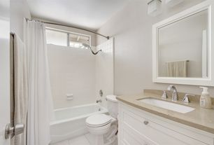 Transitional bathroom design ideas pictures zillow for Bathroom remodel zillow