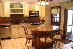 SherwinWilliams Sunrise Kitchen Ceramic Tile Zillow Digs Zillow