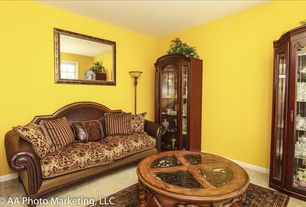 Yellow Living Rooms 1 Tag Traditional Room With Carpet High Ceiling