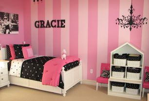 Pink Modern Bedroom Designs