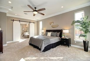 master bedroom crown molding design ideas  pictures  zillow digs, Bedroom decor