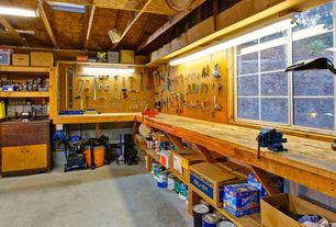 Rustic Yellow Garage Design Ideas & Pictures | Zillow Digs | Zillow