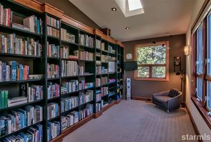 Contemporary Library Design Ideas Pictures Zillow Digs Zillow