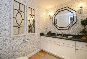 Powder Room European Cabinets Design Ideas Pictures Zillow