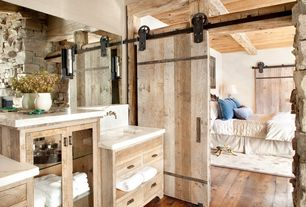 rustic bathroom pics. 4 tags Rustic Master Bathroom with Undermount Sink  Complex Marble Hardwood floors High ceiling Luxury Design Ideas Pictures Zillow Digs