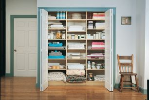 Traditional Closet With High Ceiling, Built In Bookshelf, California Closets  Walk In Part 72
