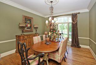 Sherwin-Williams Sheraton Sage Dining Room Chair Rail | Zillow ...