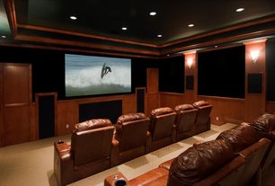 Luxury Home Theater Carpet Design Ideas Pictures Zillow Digs