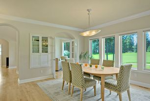 mid-range sherwin-williams garden sage dining room | zillow digs