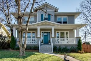 craftsman exterior of home - Zillow Home Design