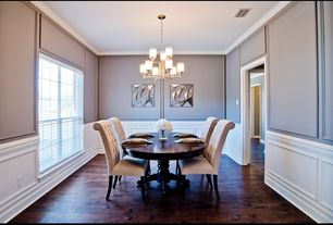 sherwin-williams solitude dining room wainscoting | zillow digs