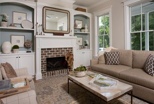 Traditional Living Room Interior Design traditional living room design ideas & pictures | zillow digs | zillow