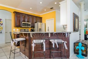 kitchen kitchen peninsula design ideas & pictures | zillow digs