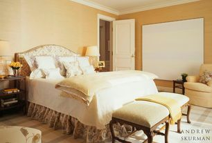 4 Tags Traditional Master Bedroom With Custom Uph Beds Vienna Arched Queen  Headboard, Carpet, Crown Molding