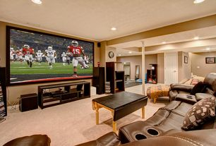1 tag contemporary basement - Basement Design Ideas Pictures