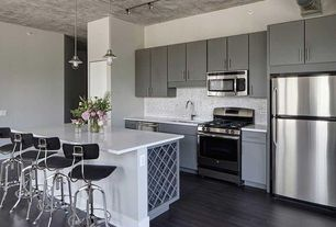 Kitchen One Wall Ideas Design Accessories Amp Pictures