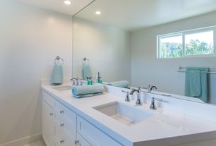 4 tags traditional full bathroom with custom mirrors limestone counters double sink flush ice - Traditional Bathroom Design Ideas
