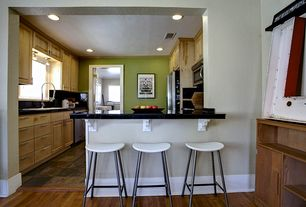 cottage kitchen breakfast bar design ideas & pictures | zillow