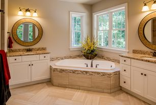 Master Bathrooms Traditional traditional master bathroom design ideas & pictures | zillow digs