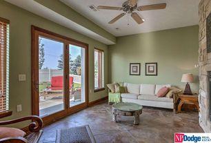 Living Room Concrete Tile Design Ideas Pictures Zillow Digs Zillow